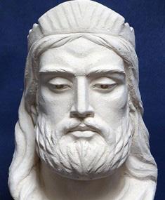 гипсовый бюст царь Соломон
