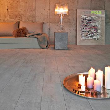 ламинат под бетон