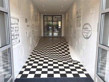 плитка иллюзия