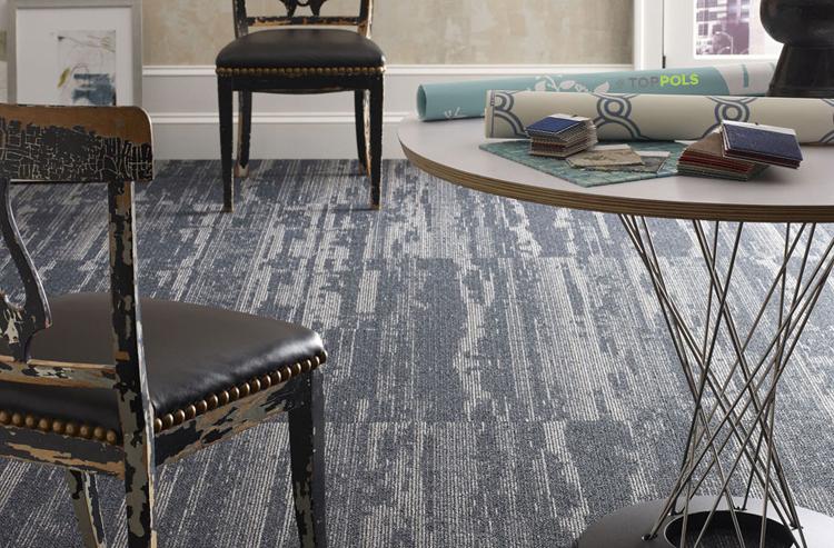 плитка ковровая стильная