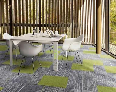 ковровая плитка в кафе
