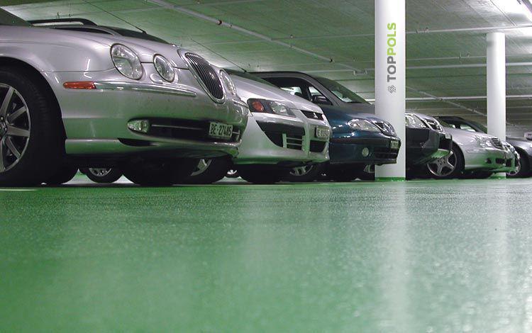 топинг парковка