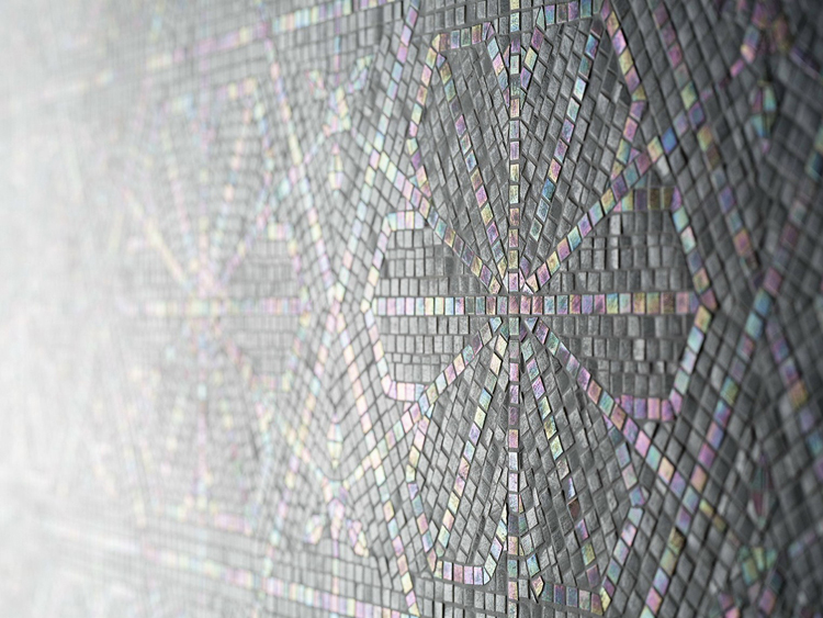 Мозайка в интерьере 17