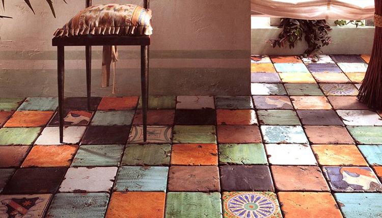 Мозайка в интерьере 2