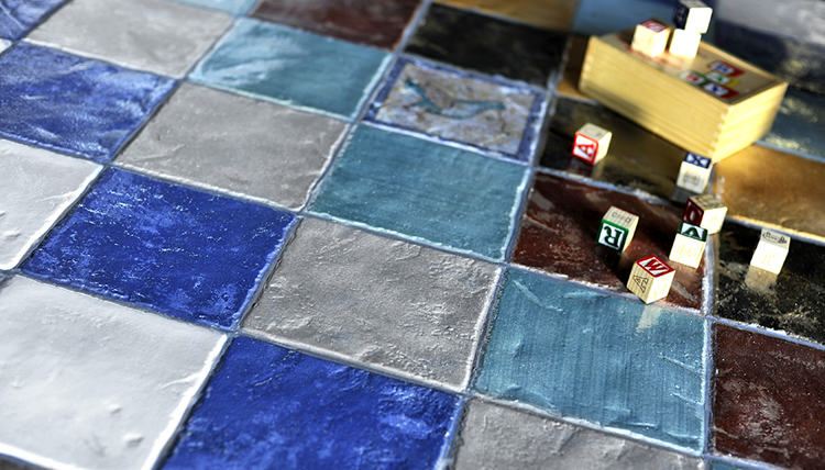 Мозайка в интерьере 4