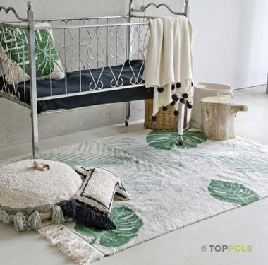 тропический коврик
