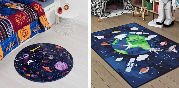 коврики космические