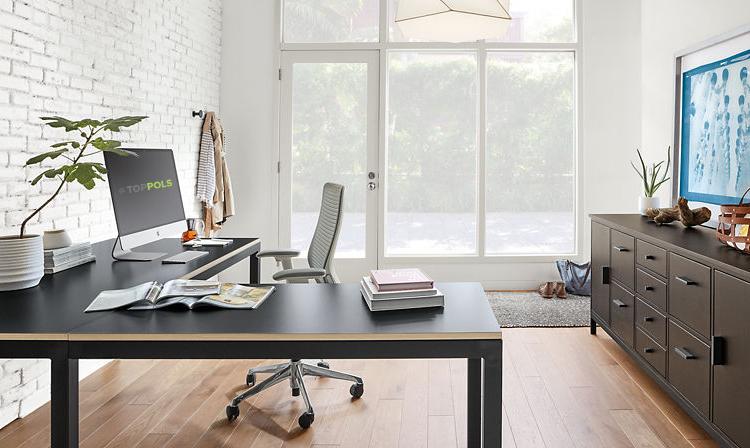 офис ламинат