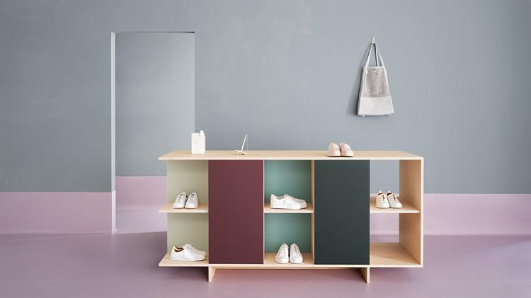 мебельный линолеум
