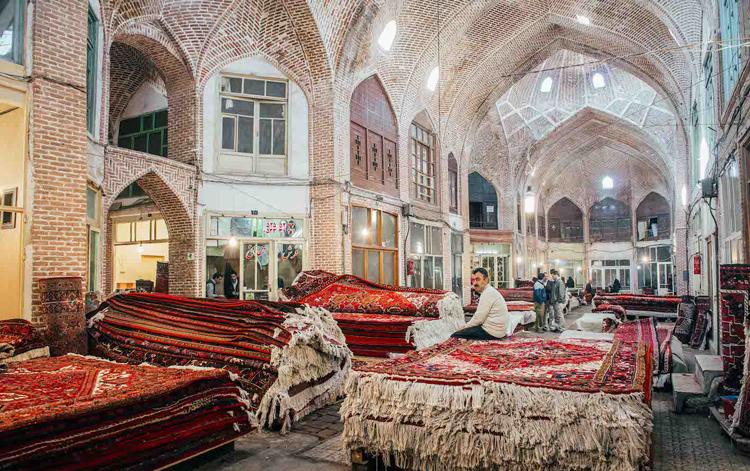 рынок ковров