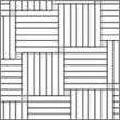 квадраты со смещением
